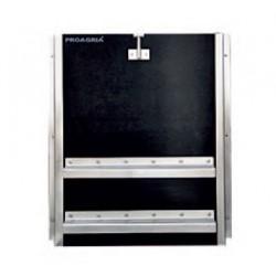 Vanne guillotine AGR-KP-PEHD/1.4301 (A2)