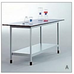Melamin - table de travail