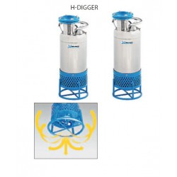 Pompes submersibles H-DIGGER / H-ULTRACUT