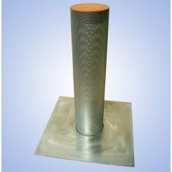 Grilles de fond et cylindre perforés