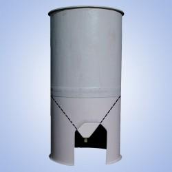 Bacs cylindro-coniques en PRFV