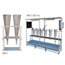 Systèmes de culture Artemia ART-1 et ART-2