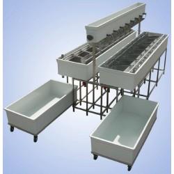 Système d'incubation pour esturgeon OSIETR