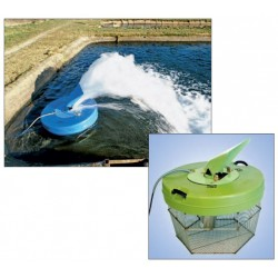 AquaJET créateur de courant dans l'eau pour bassins et étangs