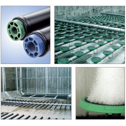 Diffuseur membrane EPDM-GJ (air)
