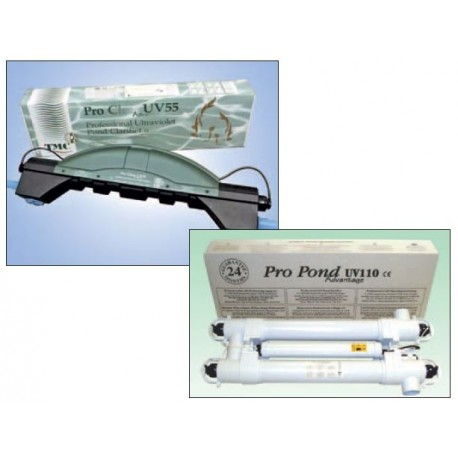 UV ProClear et ProPond