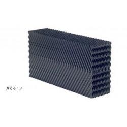 Substrats pour biofiltres et unités de dégazage AK3