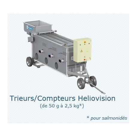 Trieur avec compteurs intégrés Heliovision
