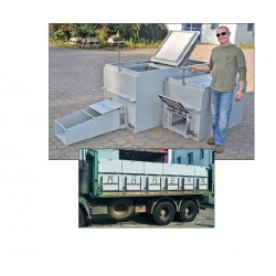 Cuves de transport AG-VAR