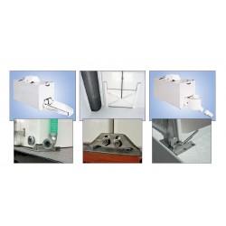 Accessoires pour cuves de transport SDT - isolation thermique