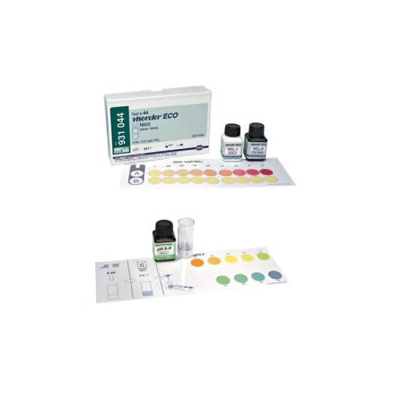 Bandelettes Et Tests Rapides Visocolor Eco
