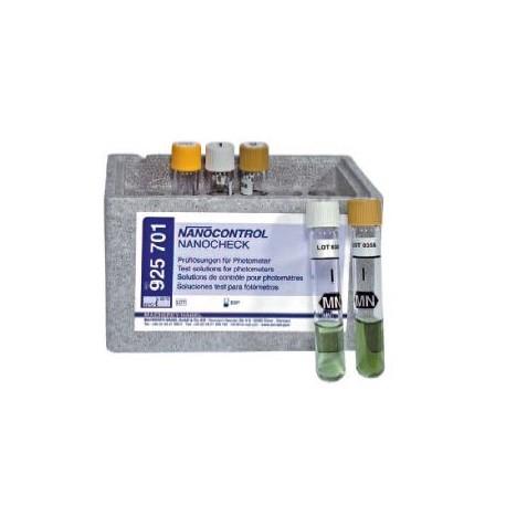 Kit de test NANOCOLOR® 500D