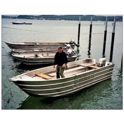 Bateaux de pêche aluminium