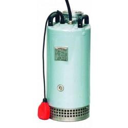 Pompes submersibles eaux chargées