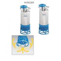 Pompes submersibles H-DIGGER / H-ULTRACUT