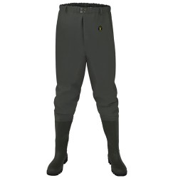 Pantalon imperméable avec bottes