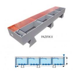 Incubateur type PAZIFIK-I et PAZIFIK-II