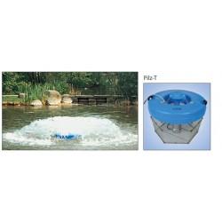Aérateur de surface Pliz pour bassins et étangs