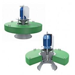 Aérateur de surface FLOPULSE (jusqu'à 22kW)
